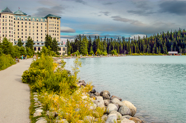 Fairmont Lake Louise Hotel