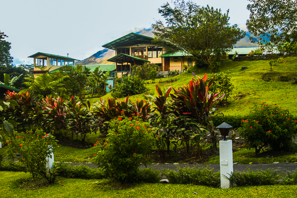 Arenal Observatory Lodge.