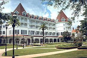 Grand Floridian Resort.
