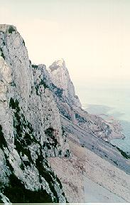 Rock of Gibraltar.