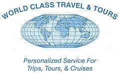 World Class Travel & Tours logo